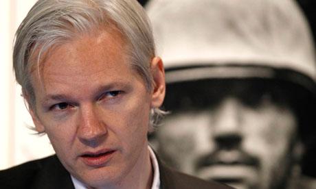 Wikileaks-founder-Julien Assange