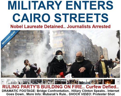 Egiptor military