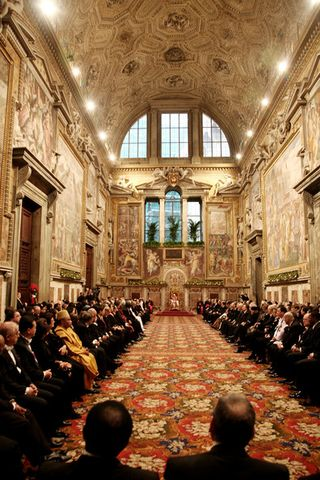 Pope+Receives+Diplomatic+Corps+Accredited+9VVW0lTwplAl