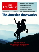 Portada The Economist 18-23 marzo 2013